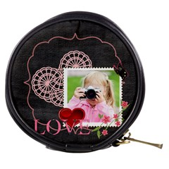 Love By Joely   Mini Makeup Bag   1wne1t7vxc8y   Www Artscow Com Front