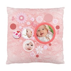 Baby Love By Doggie   Standard Cushion Case (two Sides)   531jyqpg76l1   Www Artscow Com Front