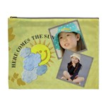 Sherry the Sun XL Cosmetic Bag - Cosmetic Bag (XL)