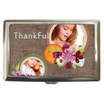 thankful - Cigarette Money Case