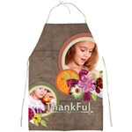 thankful - Full Print Apron