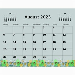 Pretty As A Picture Wall Calendar 11x8 5 By Deborah   Wall Calendar 11  X 8 5  (12 Months)   9edmkasyfwfa   Www Artscow Com Aug 2018