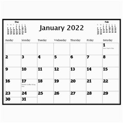 My Perfect Wall Calendar 11x8 5 2017 By Deborah   Wall Calendar 11  X 8 5  (12 Months)   9swjibxlbwi4   Www Artscow Com Jan 2017