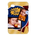 happy day - Samsung Galaxy Tab 7  P1000 Hardshell Case