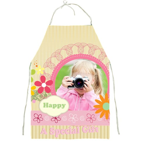 Special Gift By Joely   Full Print Apron   Q197phdkzn3f   Www Artscow Com Front