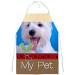 my pet - Full Print Apron