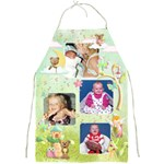Beary Love Apron - Full Print Apron