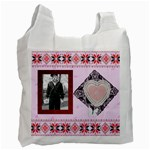 Tribute to dad - Recycle Bag (Two Side)