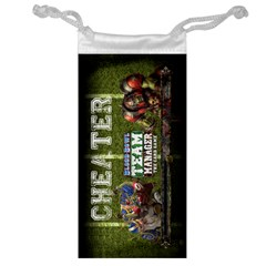Blood Bowl Cheater Token Bag By Robert Flaherty   Jewelry Bag   4lyztt4ds00b   Www Artscow Com Front