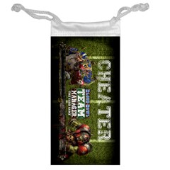 Blood Bowl Cheater Token Bag By Robert Flaherty   Jewelry Bag   4lyztt4ds00b   Www Artscow Com Back