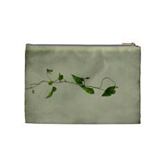 Timeless   Cosmetic Bag (med)  By Picklestar Scraps   Cosmetic Bag (medium)   6bijhvor4rju   Www Artscow Com Back
