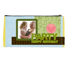 Birthday Party  By Joely   Pencil Case   Uma7nvfunnp6   Www Artscow Com Back