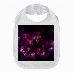 Purple Bokeh Bib by PurpleVIP