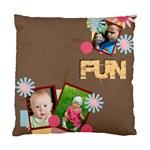 fun - Standard Cushion Case (Two Sides)