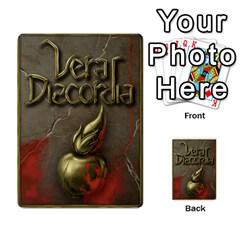 Vera Discordia Akeyrith Army En By Petrf   Multi Purpose Cards (rectangle)   Qla2jtx9c8vh   Www Artscow Com Back 11