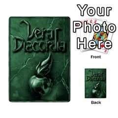 Vera Discordia Akeyrith Army En By Petrf   Multi Purpose Cards (rectangle)   Qla2jtx9c8vh   Www Artscow Com Back 33