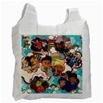 BYOB blue - Recycle Bag (One Side)