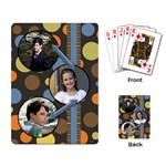 Basically Boy Cards 1 - Playing Cards Single Design