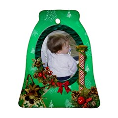 Simplychristmas Vol1   Bell (2sides)  By Picklestar Scraps   Bell Ornament (two Sides)   Rpy11i2cpbr7   Www Artscow Com Front
