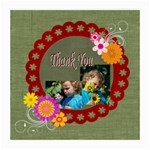 thank you - Medium Glasses Cloth (2 Sides)