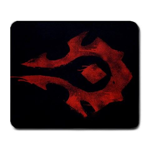 Horde By Charity   Large Mousepad   U7c8tll4zmeg   Www Artscow Com Front