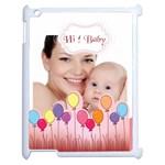 baby - Apple iPad 2 Case (White)