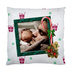 Simplychristmas Vol1   Cushion Case(2 Sides)  By Picklestar Scraps   Standard Cushion Case (two Sides)   Epulen3wsqo2   Www Artscow Com Front