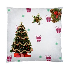 Simplychristmas Vol1   Cushion Case(2 Sides)  By Picklestar Scraps   Standard Cushion Case (two Sides)   Epulen3wsqo2   Www Artscow Com Back