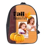 fall - School Bag (Large)