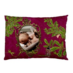 Shabbychristmas Vol1   Pillow Case(2sides)  By Picklestar Scraps   Pillow Case (two Sides)   0pzq0j2g5uuo   Www Artscow Com Front
