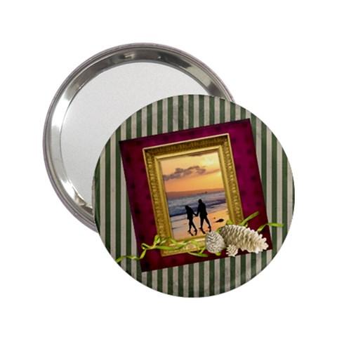 Shabbychristmas Vol1   Handbag Mirror  By Picklestar Scraps   2 25  Handbag Mirror   Gfet5je37tm1   Www Artscow Com Front