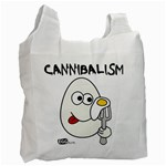 CANNIBALISM - BAG - Recycle Bag (One Side)