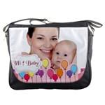 hi baby - Messenger Bag