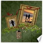 ShabbyChristmas Vol1 - Canvas 12x12  - Canvas 12  x 12