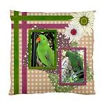 Polly autumn  Cushion Case - Standard Cushion Case (One Side)