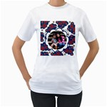 Mom s-T - Women s T-Shirt (White) (Two Sided)