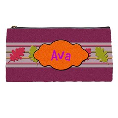Pencil Case By Patricia W   Pencil Case   W8r1kkquo9og   Www Artscow Com Front