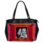 Indian Summer Bag - Oversize Office Handbag