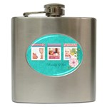 baby - Hip Flask (6 oz)