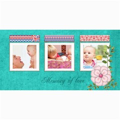 Baby By Joely   4  X 8  Photo Cards   Bnfnw4gumb4s   Www Artscow Com 8 x4 Photo Card - 8