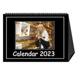 My Perfect Desktop Calendar (8.5x6) - Desktop Calendar 8.5  x 6