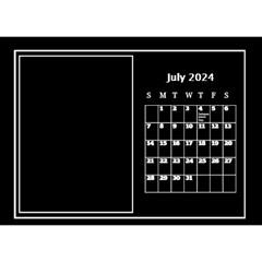 My Perfect Desktop Calendar (8 5x6) By Deborah   Desktop Calendar 8 5  X 6    Eymssthm1rfn   Www Artscow Com Jul 2018