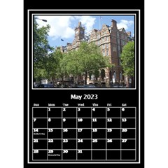 My Perfect Desktop Calendar (6x8 5) By Deborah   Desktop Calendar 6  X 8 5    Jlhx5eazacuc   Www Artscow Com May 2017