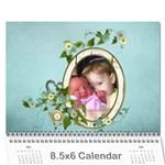2016 Timeless - Wall Calendar 8.5x6 - Wall Calendar 8.5  x 6