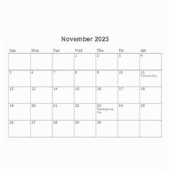 2016 Timeless   Wall Calendar 8 5x6 By Picklestar Scraps   Wall Calendar 8 5  X 6    Eflzr5jaq5uq   Www Artscow Com Nov 2016