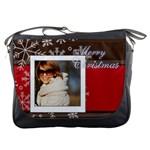 xmas - Messenger Bag