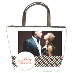 Xmas By May   Bucket Bag   Zybeu2ujh28q   Www Artscow Com Front