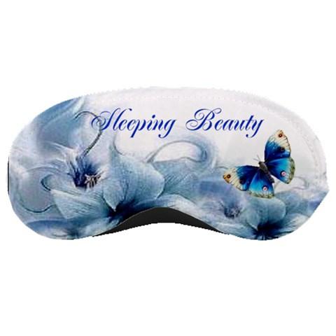 Sleeping Beauty Sleeping Mask By Kim Blair   Sleeping Mask   Eomlmebhzmva   Www Artscow Com Front