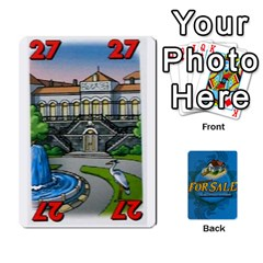 For Sale By Xavi Canas   Playing Cards 54 Designs   At19izs2flb4   Www Artscow Com Front - Heart8