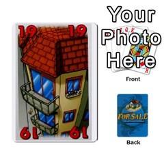 For Sale By Xavi Canas   Playing Cards 54 Designs   At19izs2flb4   Www Artscow Com Front - Diamond3